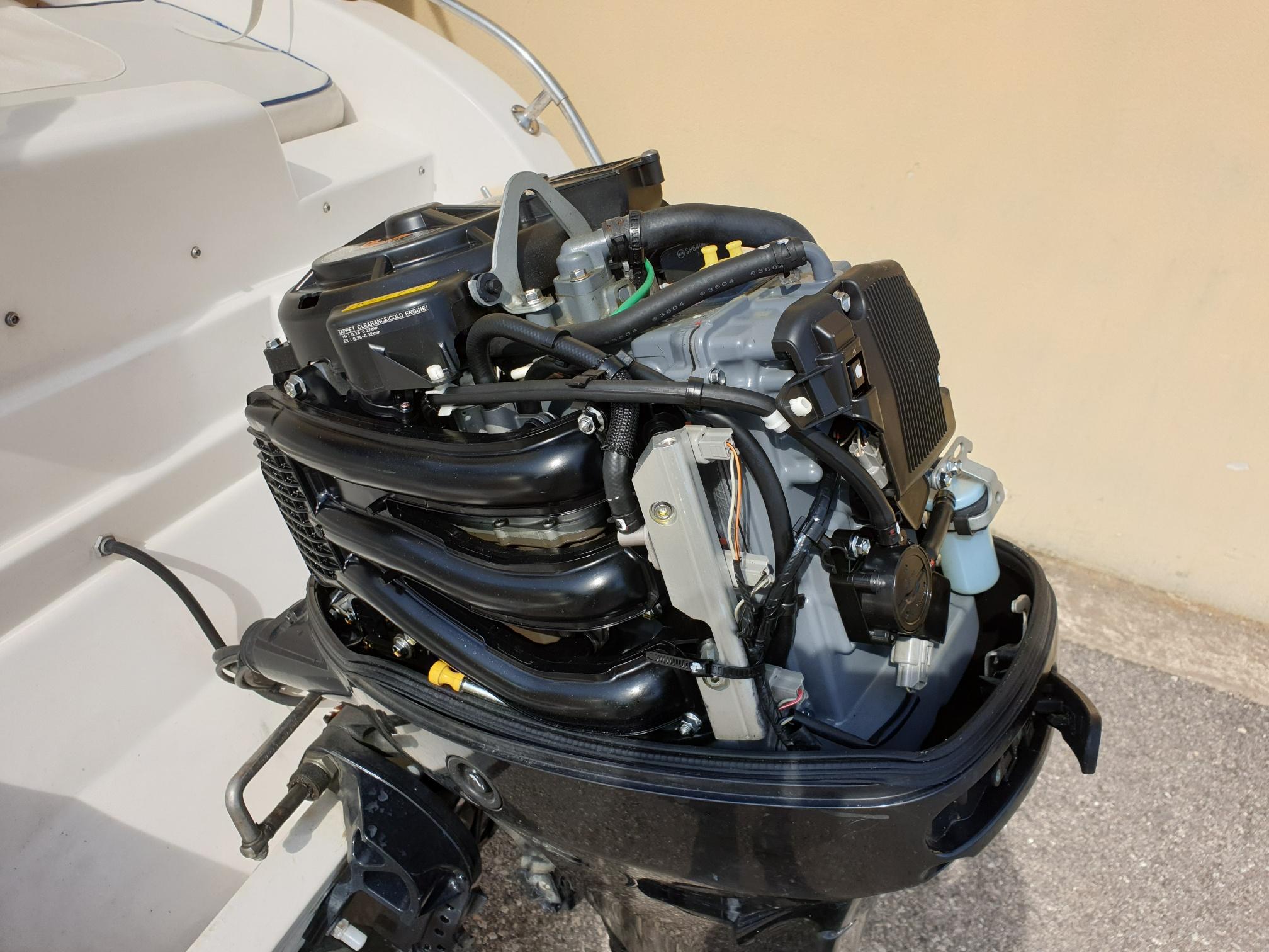 Foto Barca usata Open Selva 5.5 + Suzuki F 40 Iniezione - 2