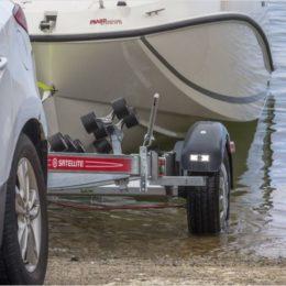 carrello satellite mx161s porta barche