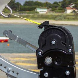 argano goliath satellite mx161s brevettato