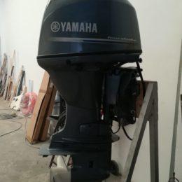 Foto Occasione Fuoribordo Usato Yamaha F 40 GETL 16 Valvole - 2