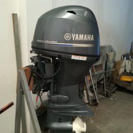 Foto Occasione Fuoribordo Usato Yamaha F 40 GETL 16 Valvole - 4