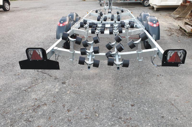 satellite mx222s per trasporto barche e gommoni