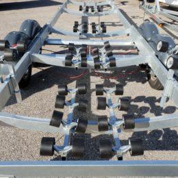 rimorchio doppio asse MX352S