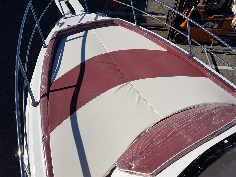 grande prendisole di prua marinello cruiser 26
