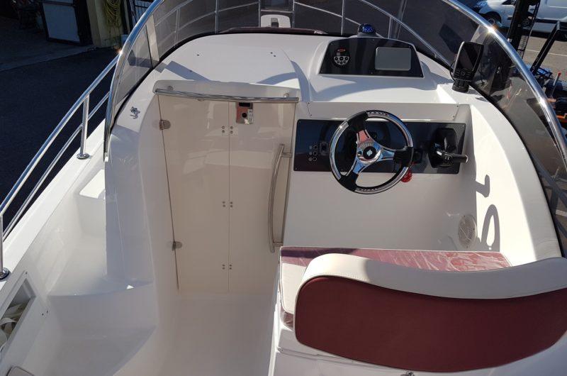 console marinello 26 cabin cruiser