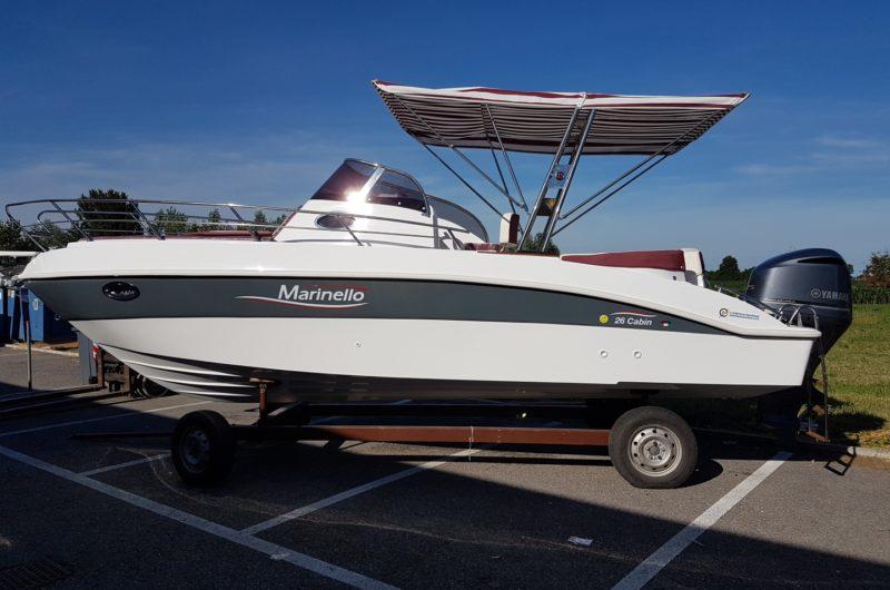gabinato cruiser venezia 2 cabine
