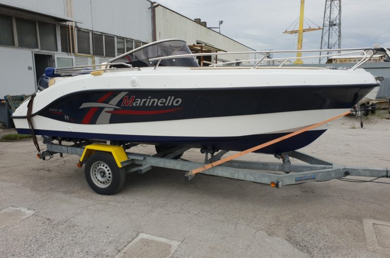 Foto Marinello 18 Eden Luxury Edition + Yamaha F40 HETL - 11