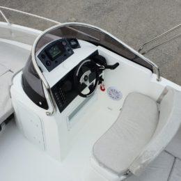 barca nuova open venezia console