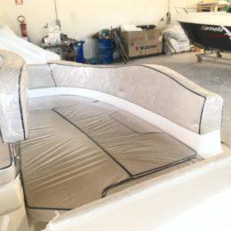barca open prendisole poppa