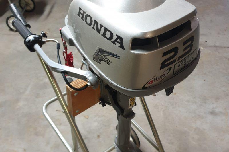 Foto Occasione Fuoribordo Honda BF 2.3 gambo corto - 1