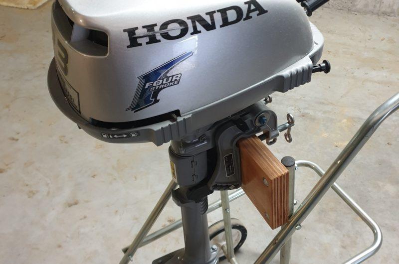 Foto Occasione Fuoribordo Honda BF 2.3 gambo corto - 2