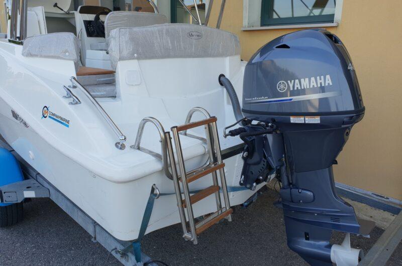 Foto Marinello 19 Sport Cabin USATO + Yamaha F40 GETL 16 V USATO 2019 - 13