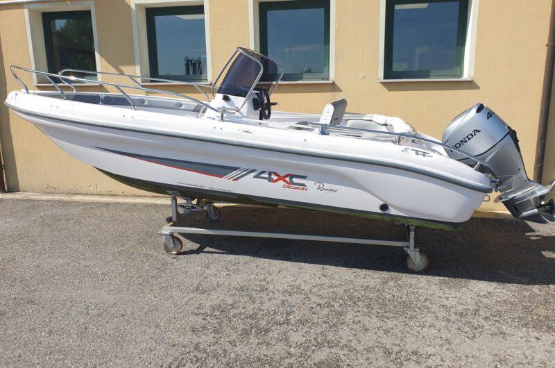 barca usata senza patente ranieri H19CC voyager soverato