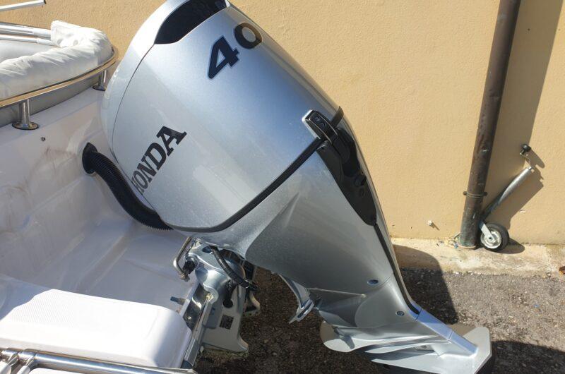 Foto Open Ranieri H19CC Voyager 4XC + Honda BF40E  guida senza patente - 10