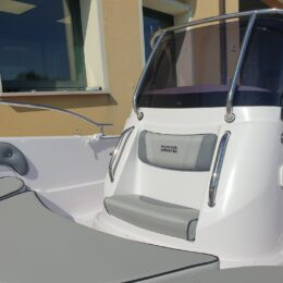 Foto Open Ranieri H19CC Voyager 4XC + Honda BF40E  guida senza patente - 14