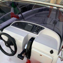 Foto Open Ranieri H19CC Voyager 4XC + Honda BF40E  guida senza patente - 4