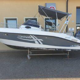 Foto Occasione Marinello 650 Cabin + Yamaha F150 4 tempi - 2