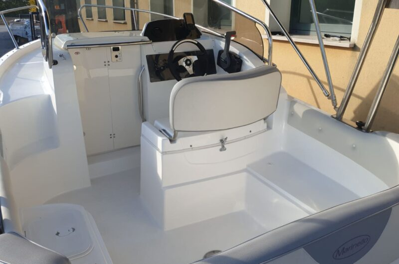 marinello cabin senza patente
