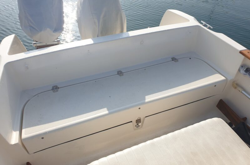 Foto Barca Usata Open Elan 17 + Yamaha F40 HETL 4 Tempi - 7