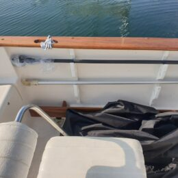 Foto Barca Usata Open Elan 17 + Yamaha F40 HETL 4 Tempi - 5