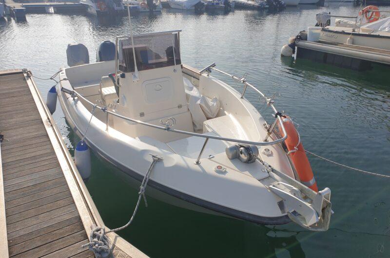 Foto Barca Usata Open Elan 17 + Yamaha F40 HETL 4 Tempi - 10
