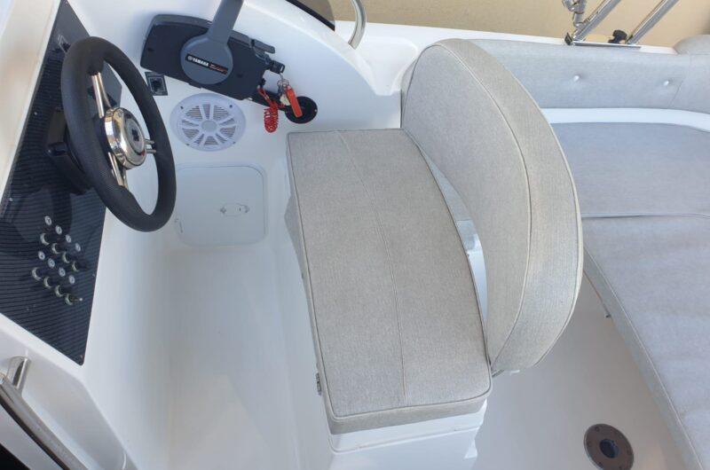 Foto Occasione Marinello 650 Cabin + Yamaha F150 4 tempi - 23