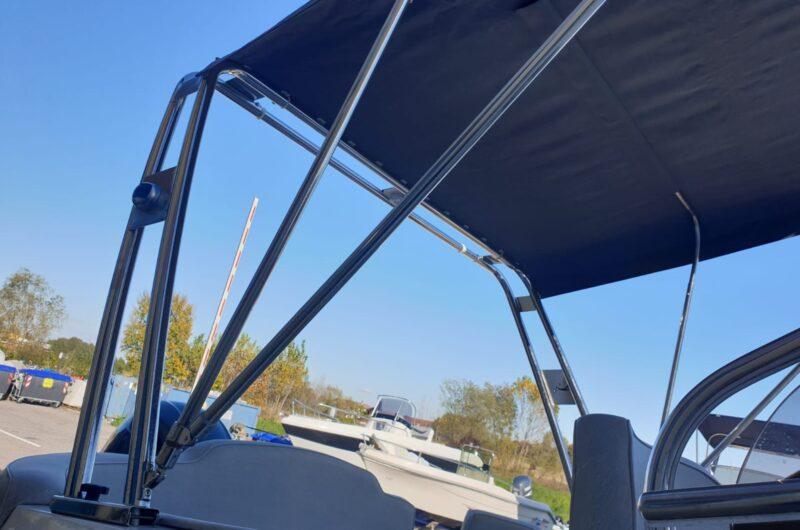Foto Occasione Marinello 650 Cabin + Yamaha F150 4 tempi - 24