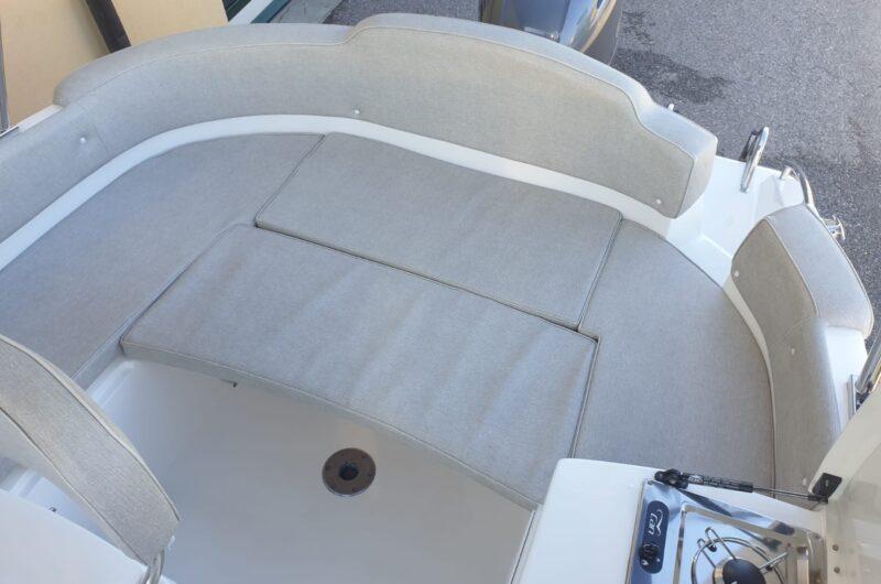 Foto Occasione Marinello 650 Cabin + Yamaha F150 4 tempi - 31