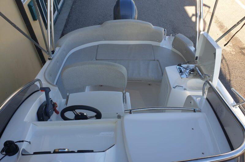 Foto Occasione Marinello 650 Cabin + Yamaha F150 4 tempi - 32