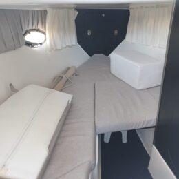 Foto Occasione Marinello 650 Cabin + Yamaha F150 4 tempi - 7