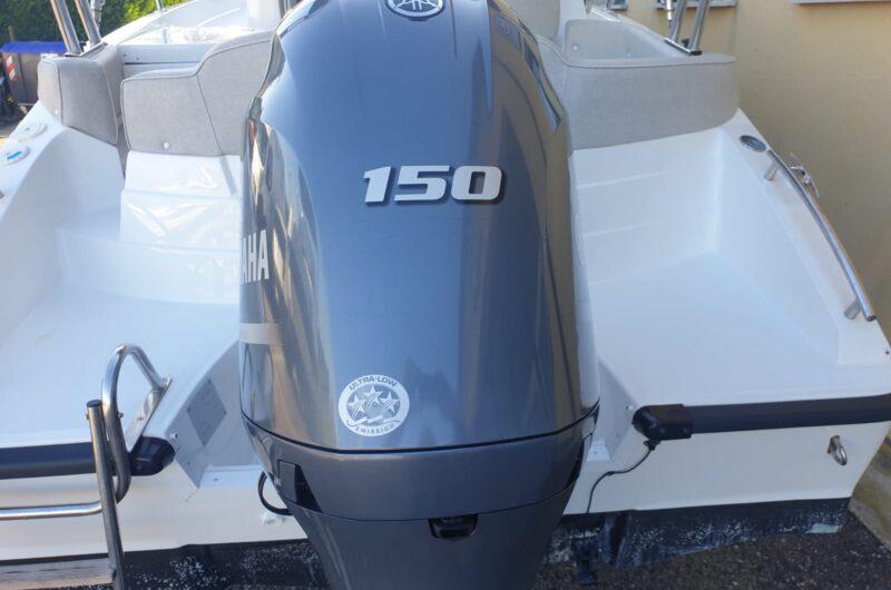 Foto Occasione Marinello 650 Cabin + Yamaha F150 4 tempi - 39
