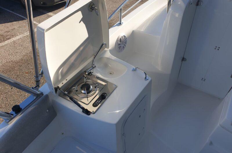Foto Occasione Marinello 650 Cabin + Yamaha F150 4 tempi - 40