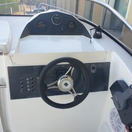 Foto Occasione Marinello 650 Cabin + Yamaha F150 4 tempi - 8