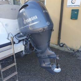 Foto Occasione Marinello 650 Cabin + Yamaha F150 4 tempi - 9