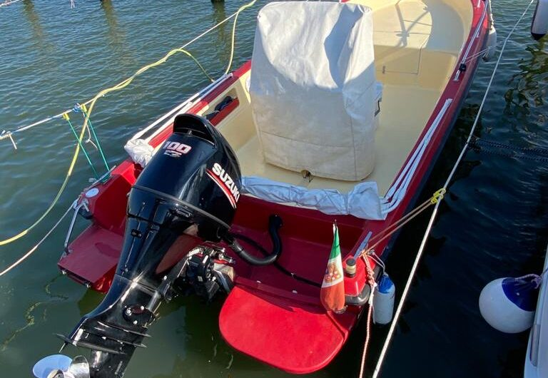 Foto Barca Open Baruffaldi SeaFish 600 + Suzuki F100 4 tempi - 3