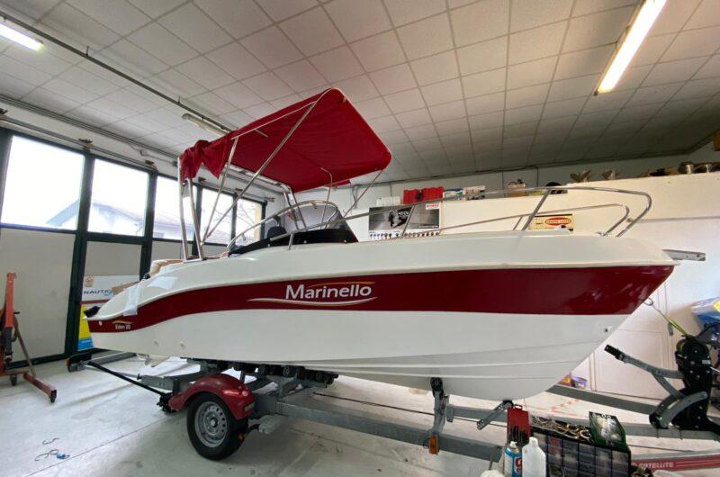 Foto Occasione Barca open Marinello 20 Eden + Yamaha F 100 FETL SUPREME - 6