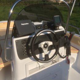 Foto Usato Marinello 17 Fisherman Open + Yamaha F 115 - 10
