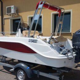 Foto Usato Marinello 17 Fisherman Open + Yamaha F 115 - 2