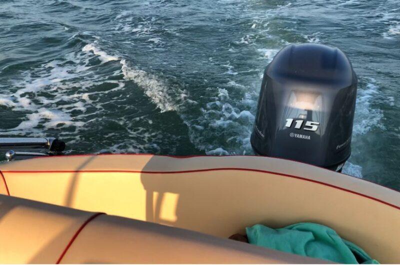 Foto Usato Marinello 17 Fisherman Open + Yamaha F 115 - 7