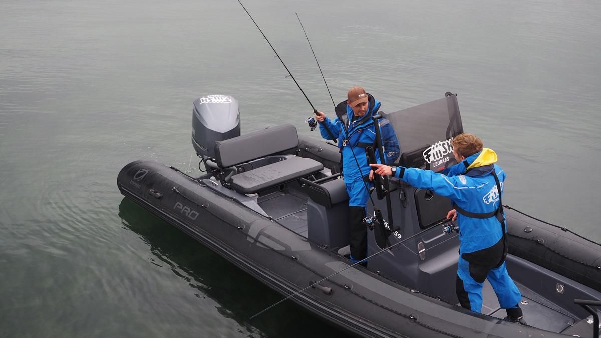 miglior gommone da pesca