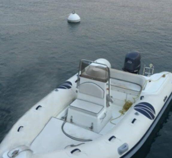 Foto Gommone Nautica Ondina 485 ( 505 )+ Yamaha F40 DETL - 2