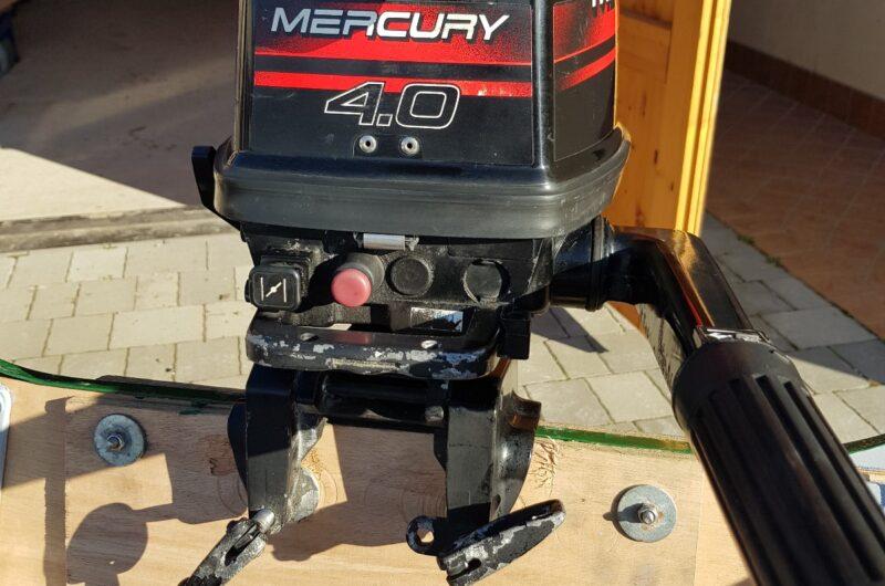 Foto Occasione Fuoribordo Mercury 4 CV gambo corto - 2