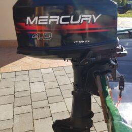 Foto Occasione Fuoribordo Mercury 4 CV gambo corto - 1
