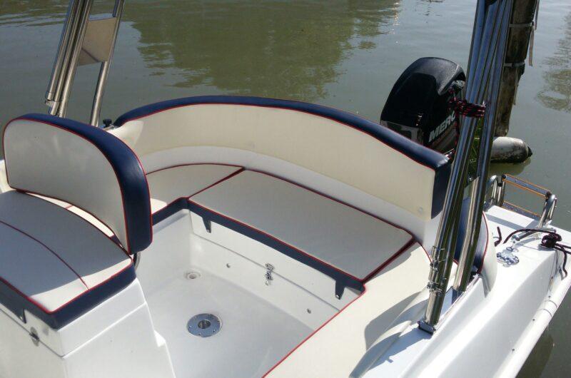 Foto Marinello 19 Sport Cabin Usato + Yamaha F40 HETL Senza Patente - 2