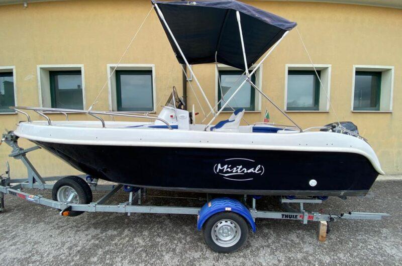 barca usata open prima esperienza senza patente