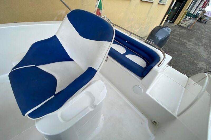 Foto Barca Open Mistral Sfera + Yamaha F40 DETL senza patente - 11