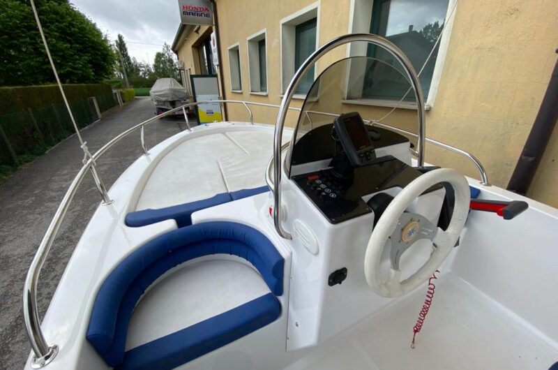 Foto Barca Open Mistral Sfera + Yamaha F40 DETL senza patente - 10