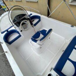 Foto Barca Open Mistral Sfera + Yamaha F40 DETL senza patente - 8