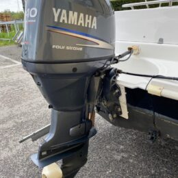 yamaha 40 60 open usato
