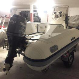 Foto Gommone Nautica Ondina 505 Senza Patente + Yamaha F40 - 1